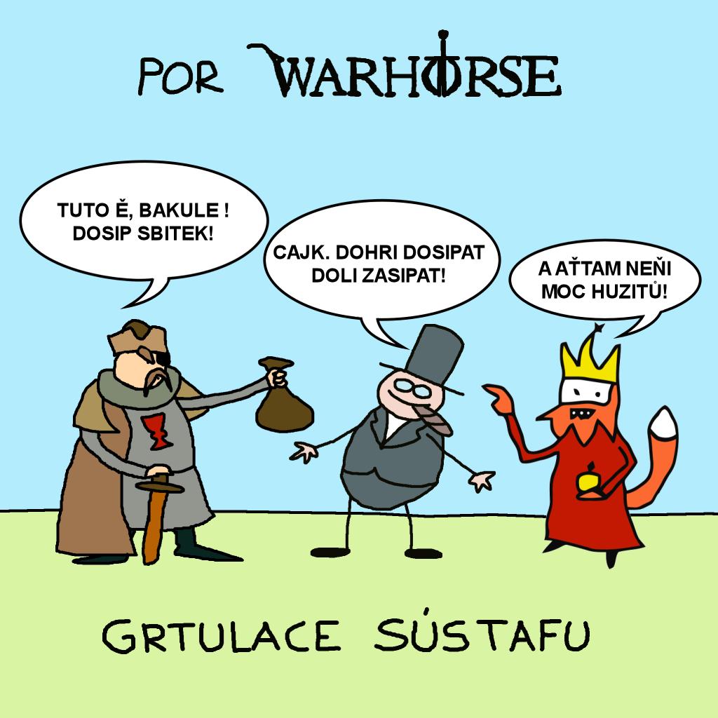 Opráski Warhorse