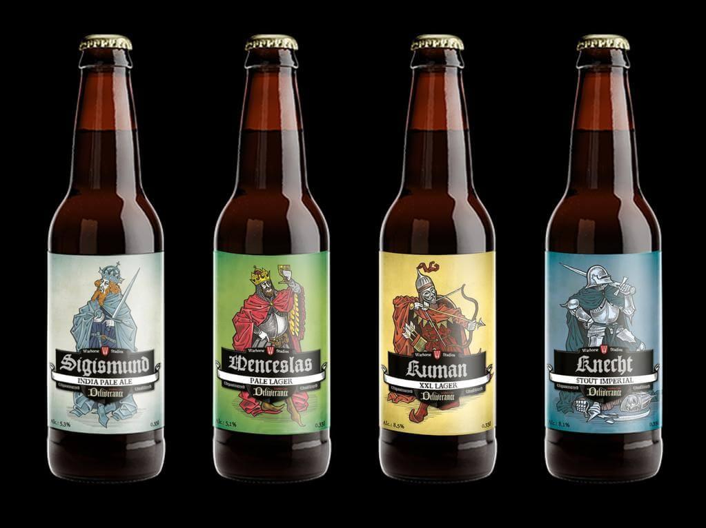 Warhorse pivo